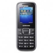 Мобильный телефон Samsung Duos E1232B Titanium Silver