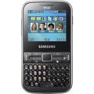 Мобильный телефон Samsung Duos C3222 Black