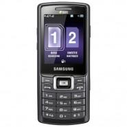 Мобильный телефон Samsung Duos C5212 Noble Black
