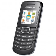 Мобильный телефон Samsung E1080 black